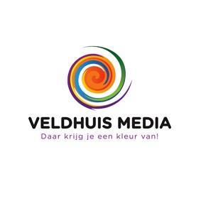 Veldhuis media Logo