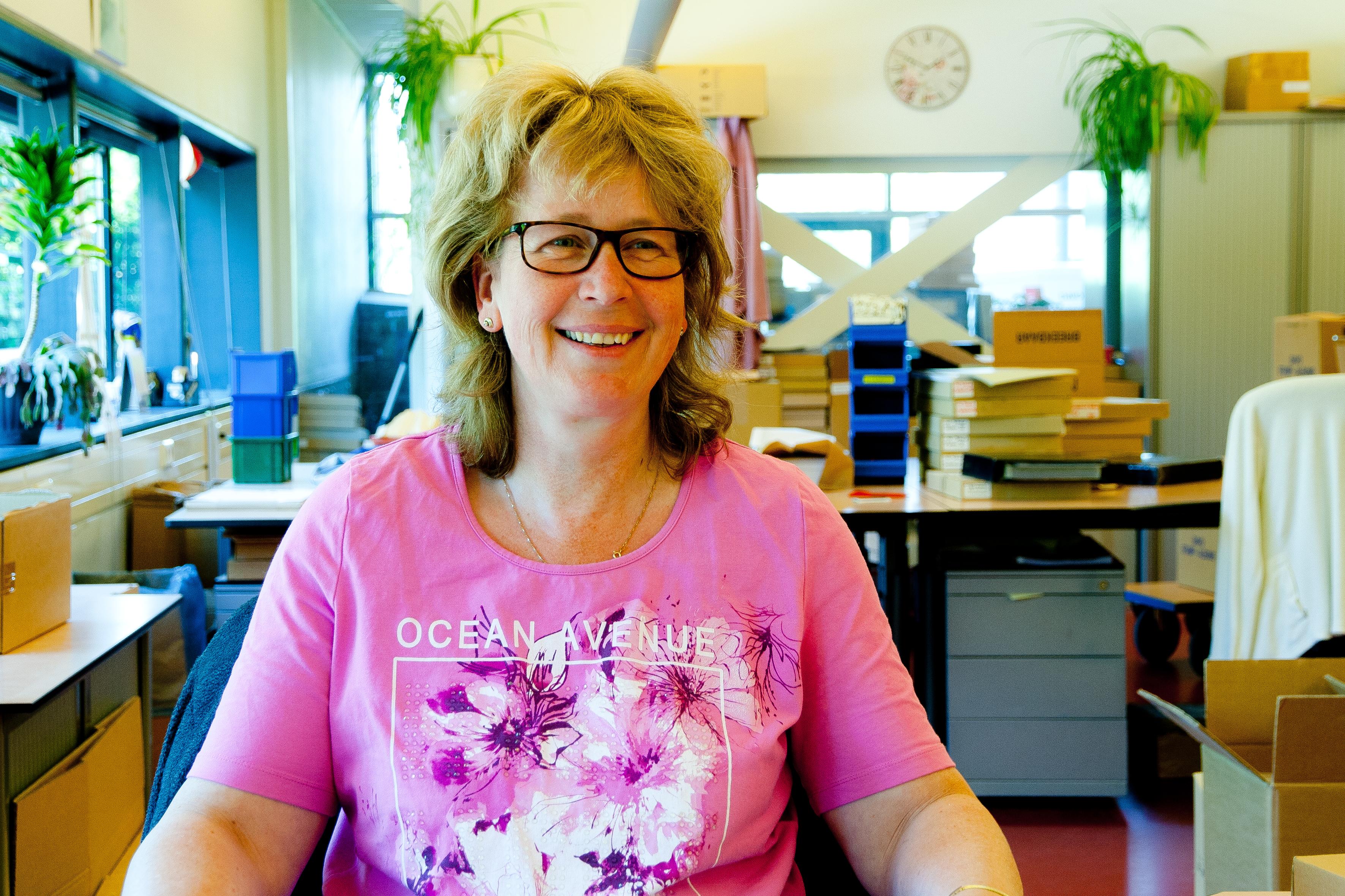 Yvonne van Diepen