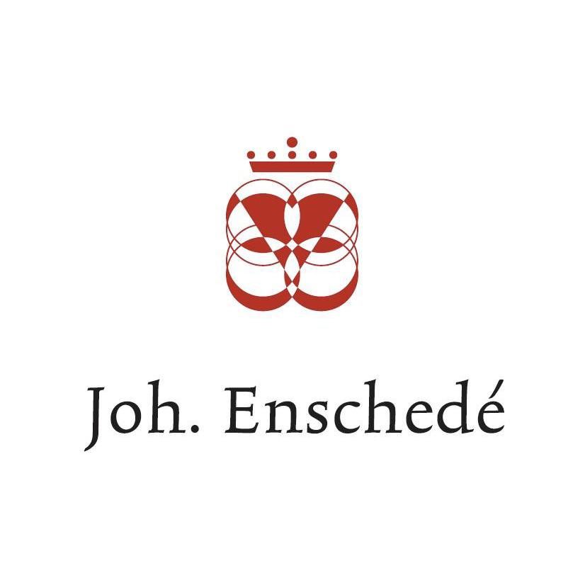 Het logo van Joh. Enschedé