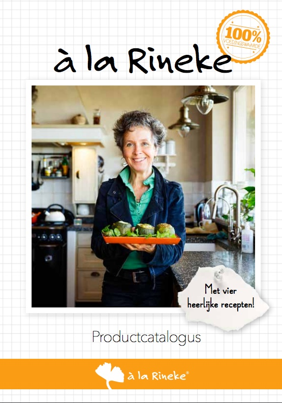 a la Rineke productcatalogus